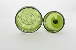 Kulhot 2 kpl, Barokki,  vihreä, ETS(MYYTY)