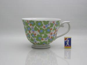Kaffekopp, stor, Reklam