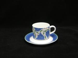 Kahvikupit ja alusvadit, 2 kpl, Balladi, HO