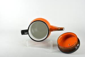 Kaffepanna, 1,75 l, Sjöman (Messikalle ), Lavarött, SP(SÅLD)