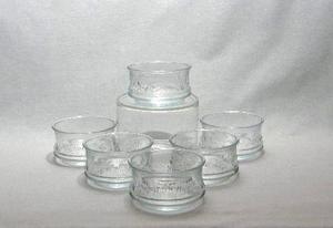 Efterättsskål/Dessertskålar 6 st, Nordsken, ETS
