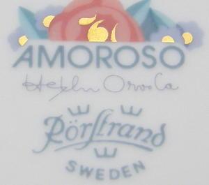 Buljongkoppar, 2 st, Amoroso, HO