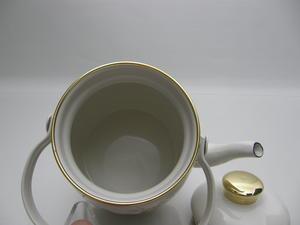 Kaffe- vattenpanna, 1,8 l, emalj, Myrna