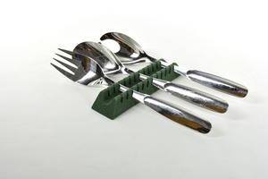 Salaatti- ja tarjoiluottimet 3 delar, Savonia, AB